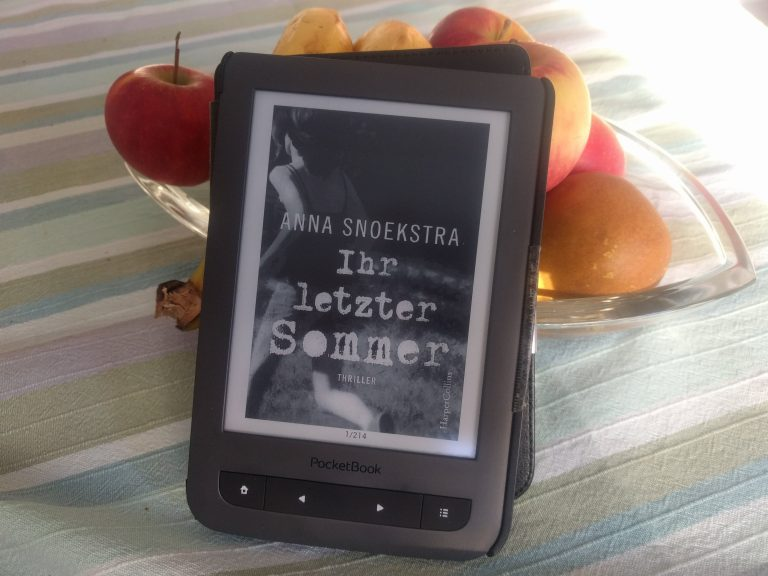 Ihr letzter Sommer / Anna Snoekstra