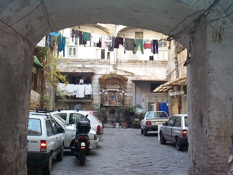 fondaco di Napoli