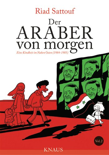 Der Araber von morgen (Bd. 2) – von Riad Sattouf