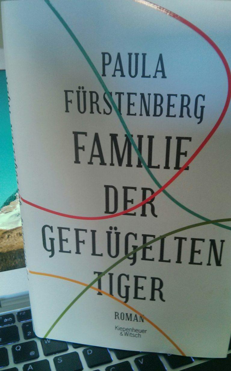 Familie der geflügelten Tiger / von Paula Fürstenberg