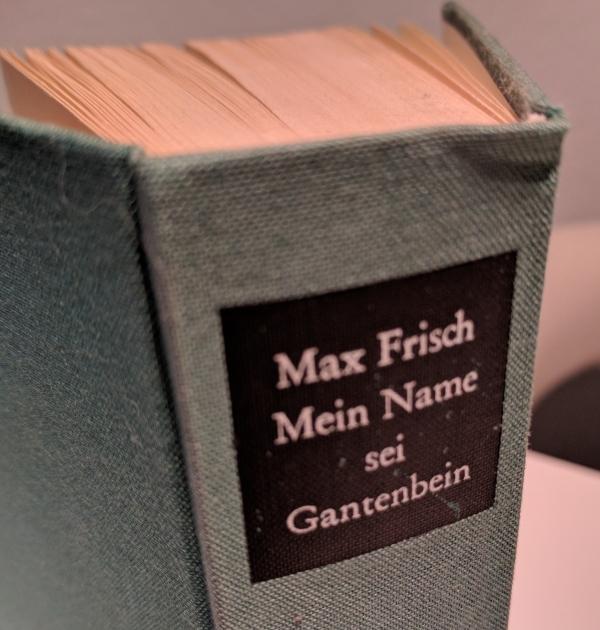 #MeinKlassiker: Max Frisch – Sturz durch alle Spiegel