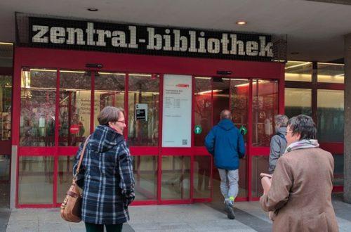 Zentralbibliothek Köln
