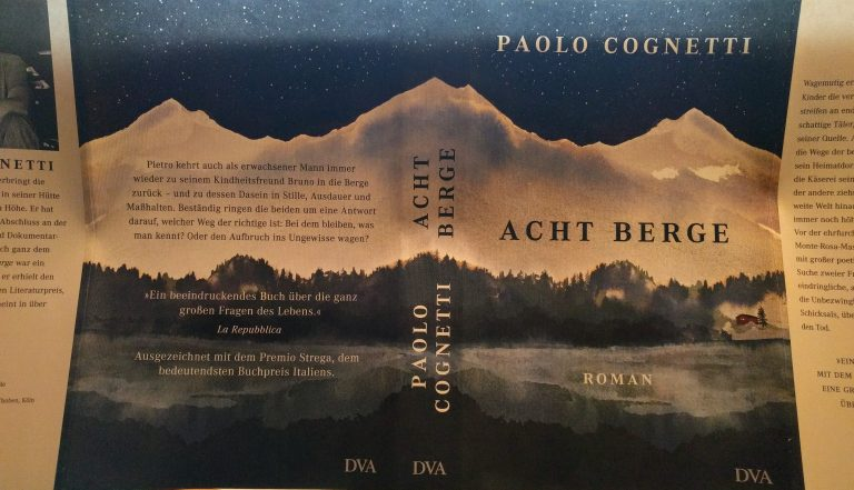 Acht Berge / Paolo Cognetti