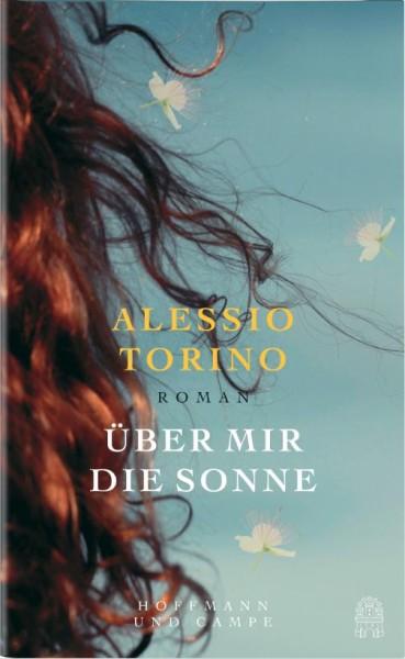 Alessio Torino : Übermir die Sonne (Cover)