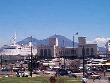 Zurückgeblickt – Neapel im Jahr 2000