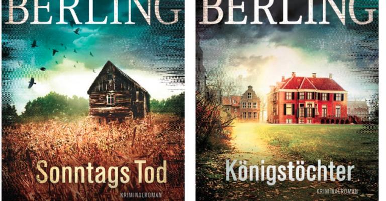 Sonntags Tod und Königstöchter / von Carla Berling