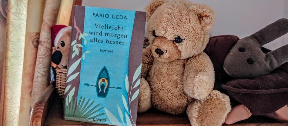 Fabio Geda: Vielleicht wird morgen alles besser (Knaus)