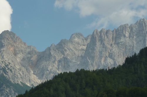Triglav-Nationalpark Slowenien
