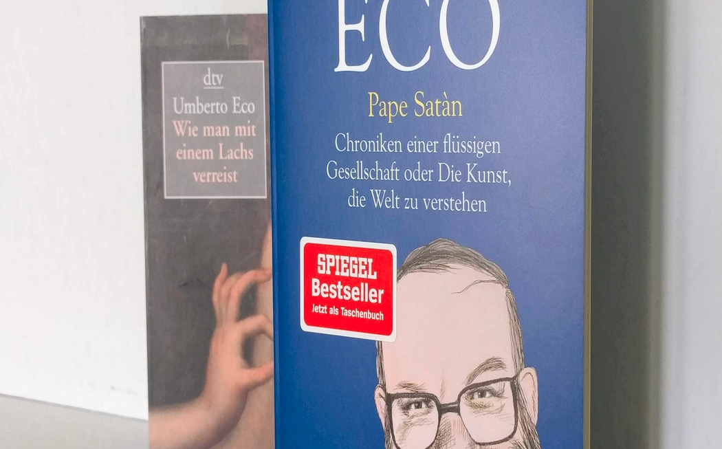 "Umberto Eco ""Pape Satàn"""