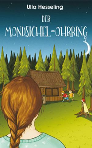 der Mondsichel-Ohrring / Ulla Hesseling - Cover